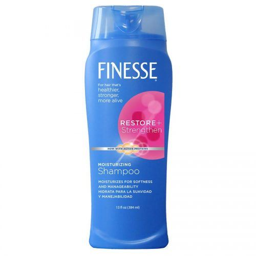 Finesse's Self Adjusting Moisturizing Shampoo