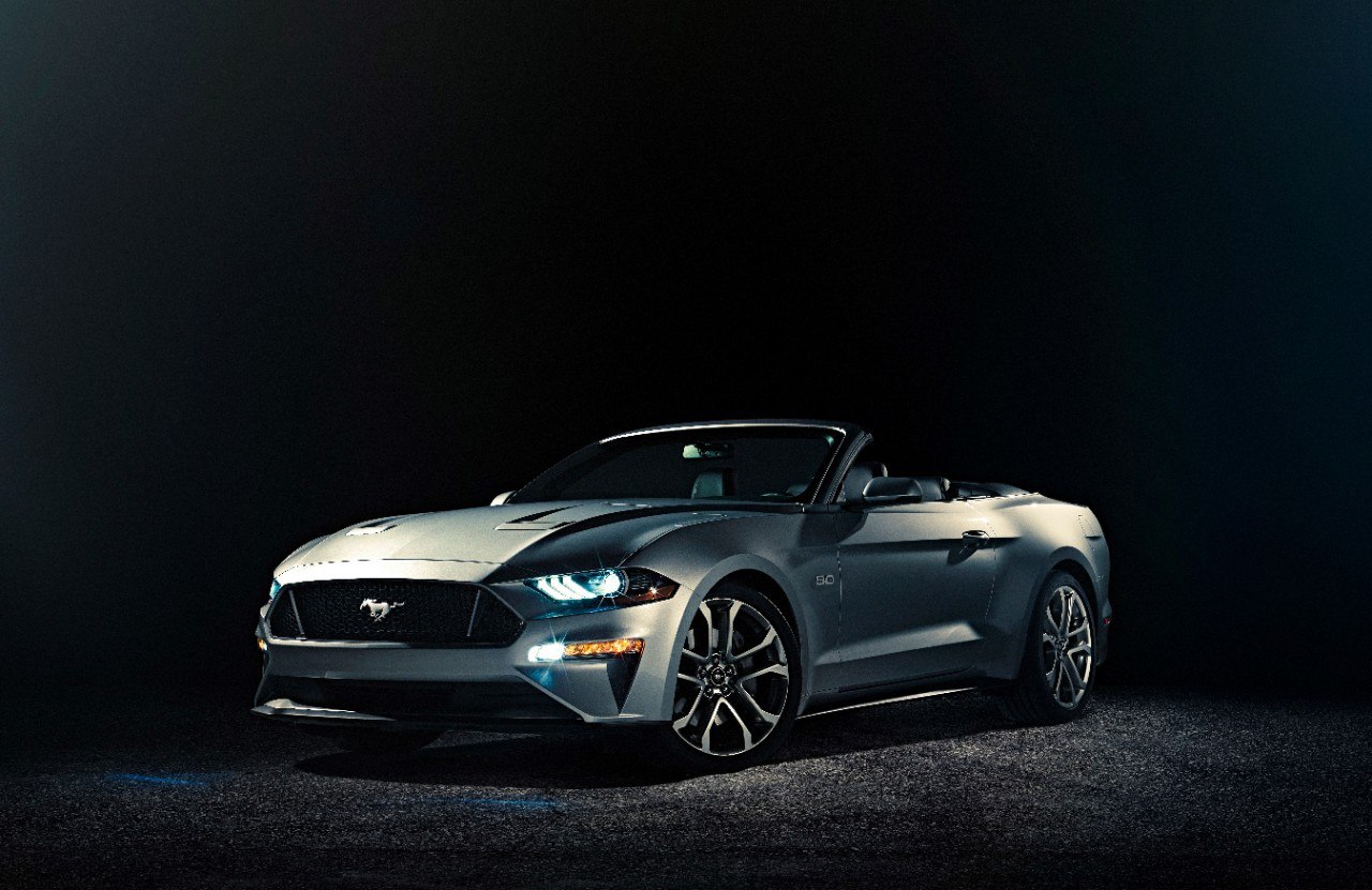 2018 Ford Mustang GT convertible | Ford