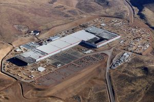 Tesla's Enormous Gigafactory Is Officially Open for Business