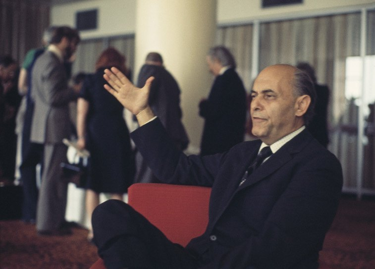 George Solti | Erich Auerbach/Hulton Archive/Getty Images