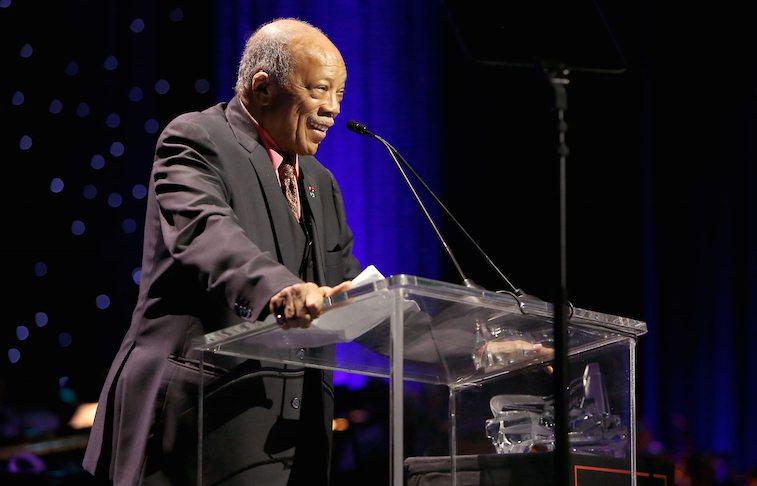 Quincy Jones, Grammys Musicians