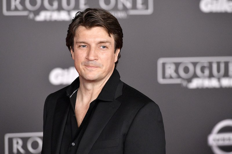 Nathan Fillion   Mike Windle/Getty Images