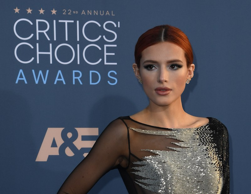 Bella Thorne | Mark Ralston/AFP/Getty Images)