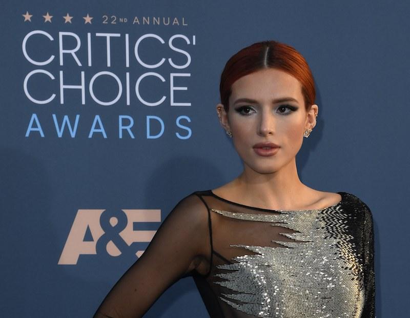Bella Thorne | Mark Ralston/AFP/Getty Images)