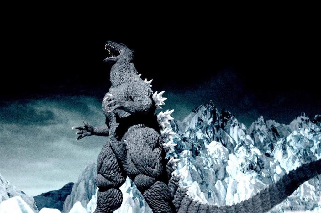 Godzilla: Final Wars still of Godzilla