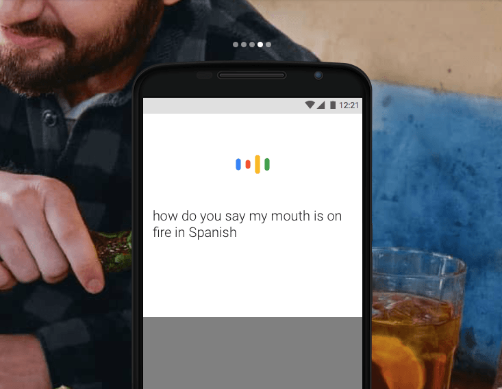 Google Now Android assistant works a little like a Siri app for Android