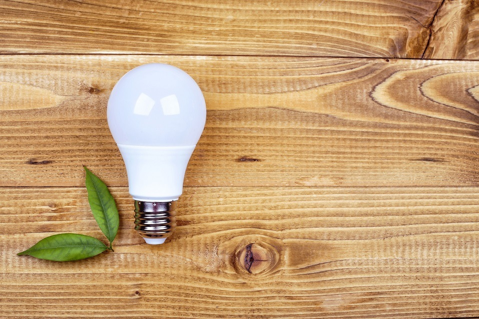 a smart lightbulb