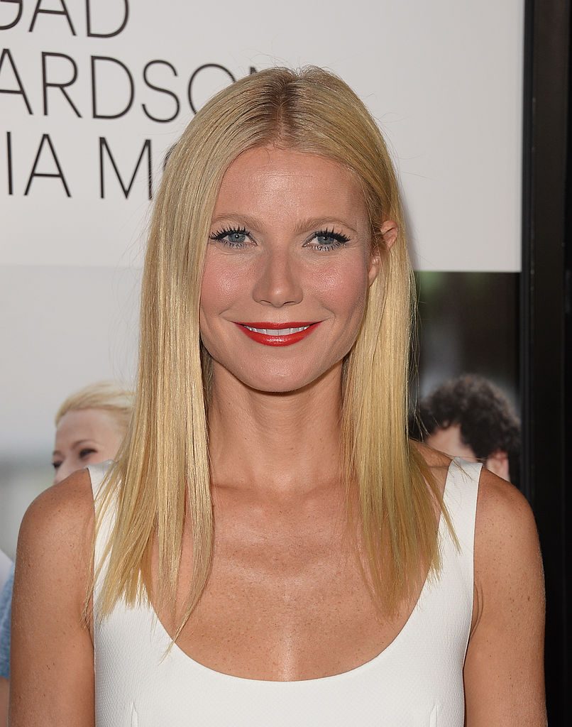 Actress Gwyneth Paltrow attends the premiere of Roadside Attractions