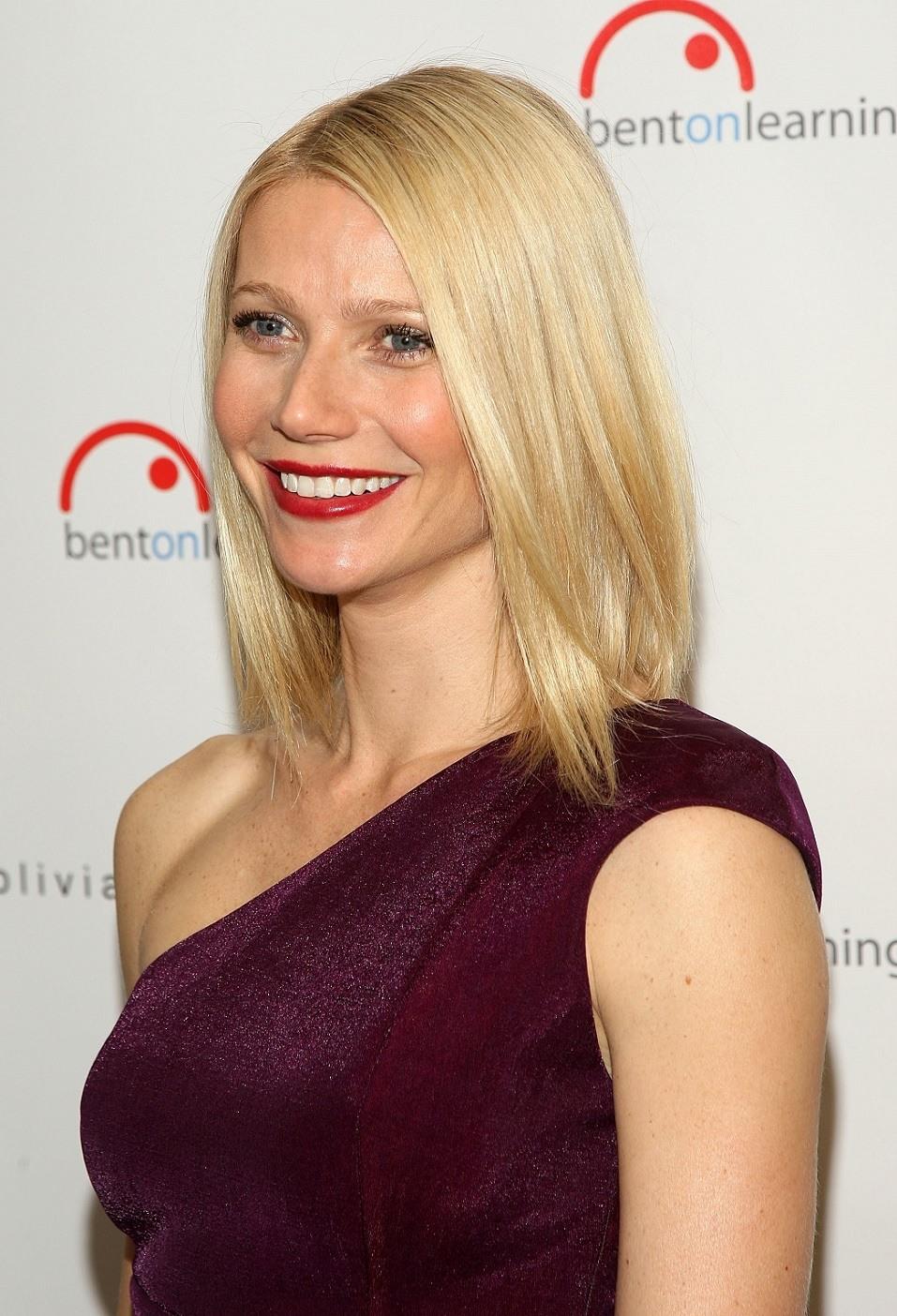 Actress Gwyneth Paltrow