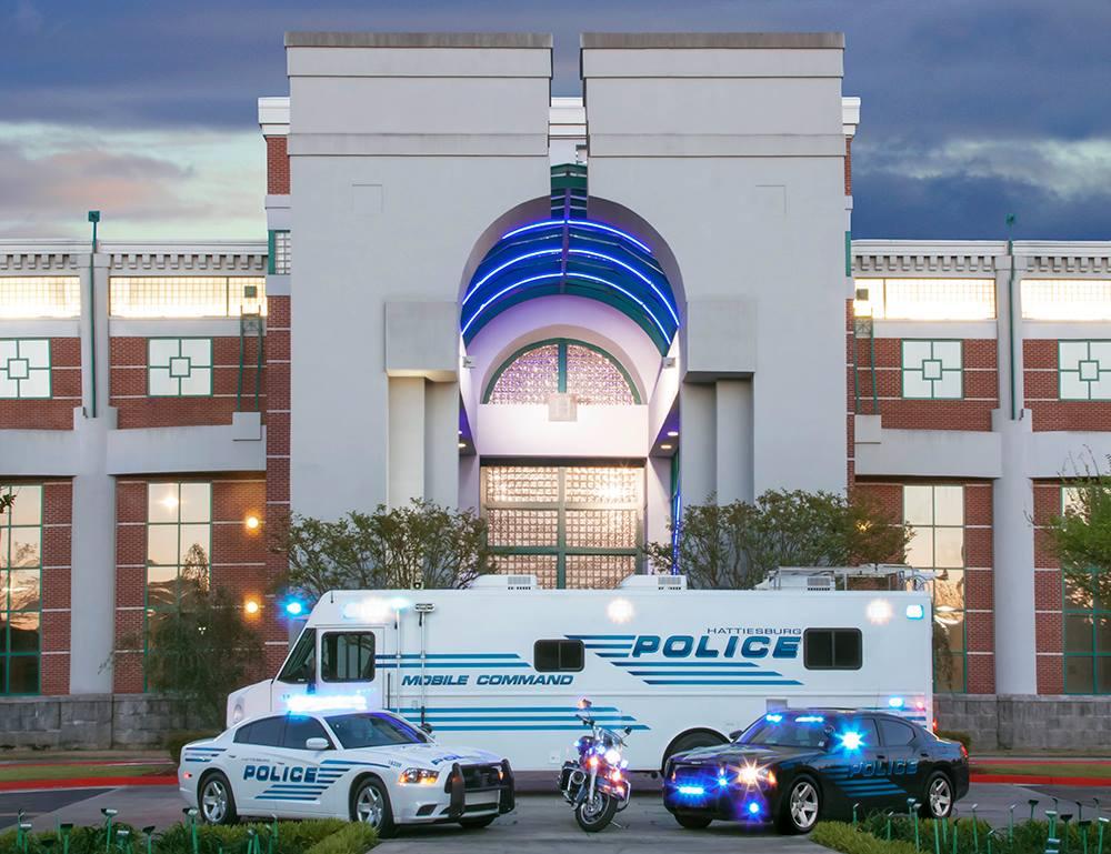 Hattiesburg police