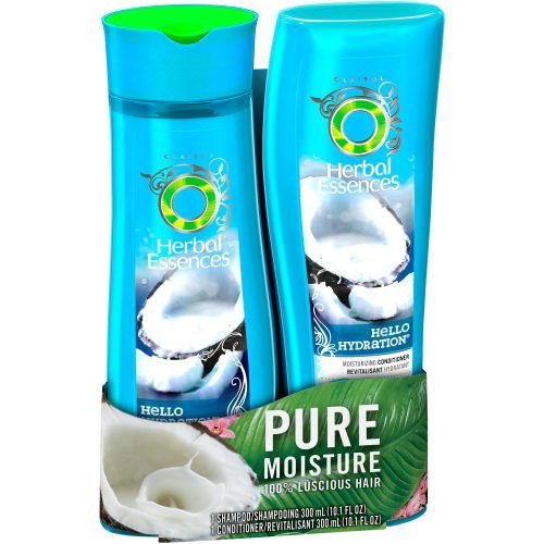 Herbal Essences Hello Hydration Shampoo and Conditioner