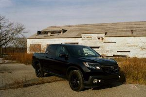 2017 Honda Ridgeline Black Edition: The Right Truck at the Right Time