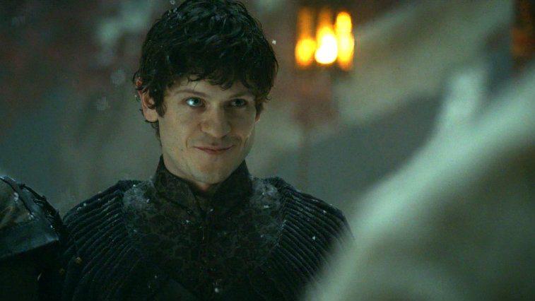 Iwan Rheon in Game of Thrones
