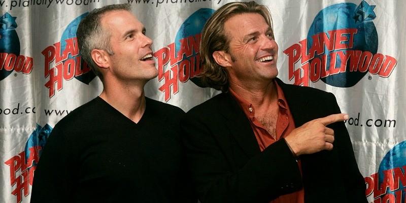 Jay Overbye and Byron Velvick