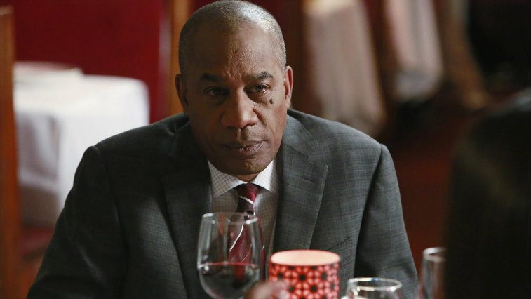 Joe Morton in Scandal