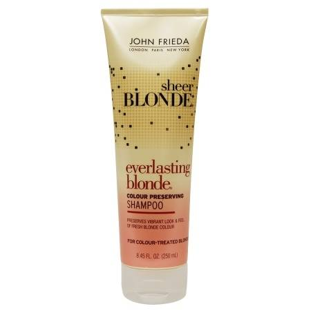 John Frieda Sheer Blonde Everlasting Blonde Shampoo