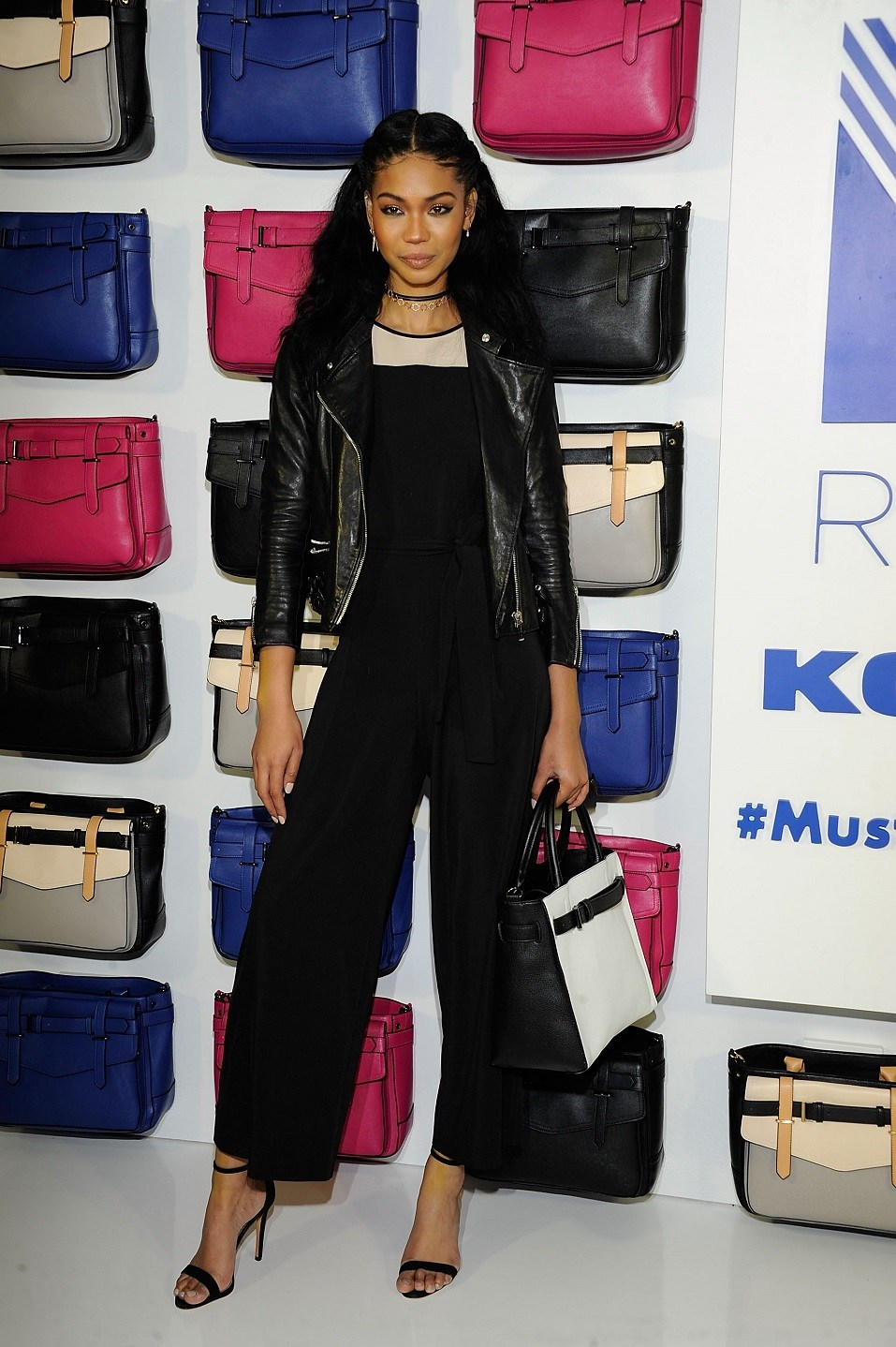 Chanel Iman attends REED x Kohl's Collection Launch Dinner