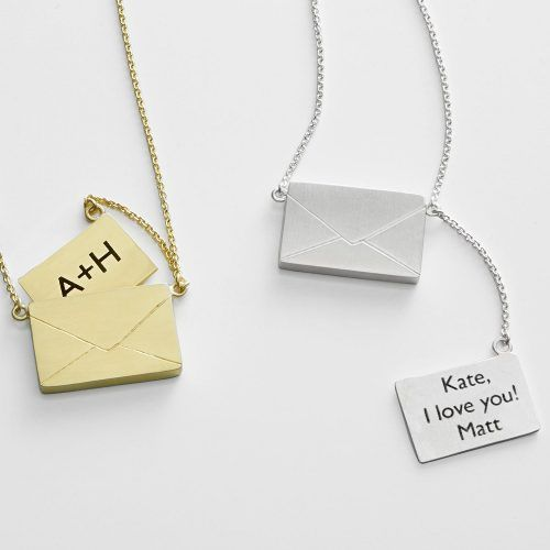 Product photo of Love Letter Necklace