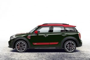 The Mini Countryman Gets Performance Love From John Cooper Works