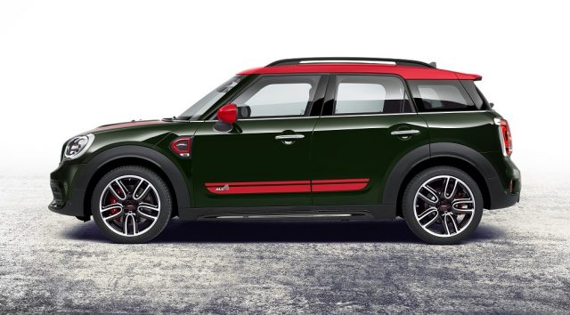 The all-new JCW version of the MINI Countryman offers a turbocharged power punch with loads of practicality and luxury | MINI