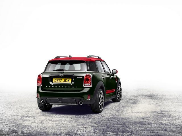 Engineered with BMW excellence as its backbone, the JCW Countryman might be one of the more enjoyable hatchbacks of 2017