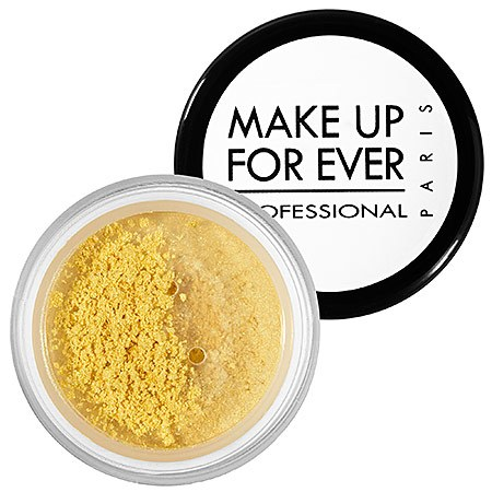 Make Up For Ever Star Powder in Yellow Gold