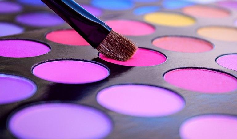 Colorful Eye shadow Palette