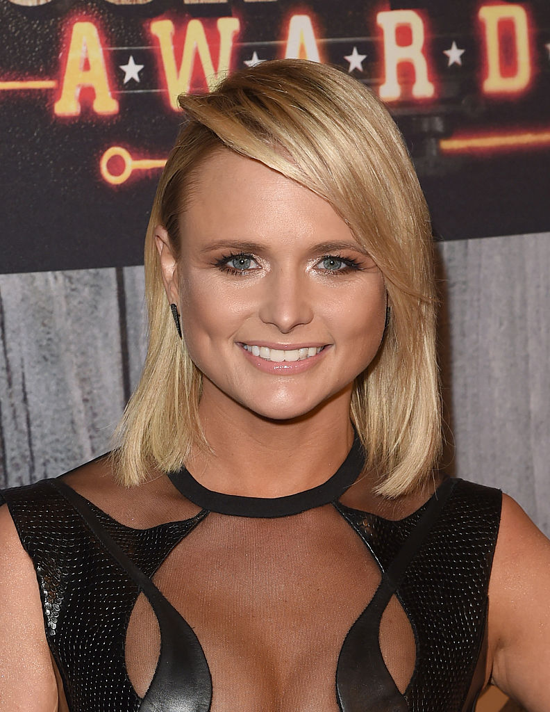 Miranda Lambert attends the 2014 American Country Countdown Awards