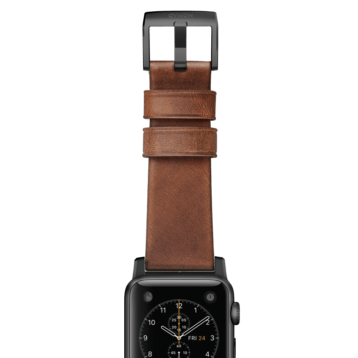 Horween Leather Strap