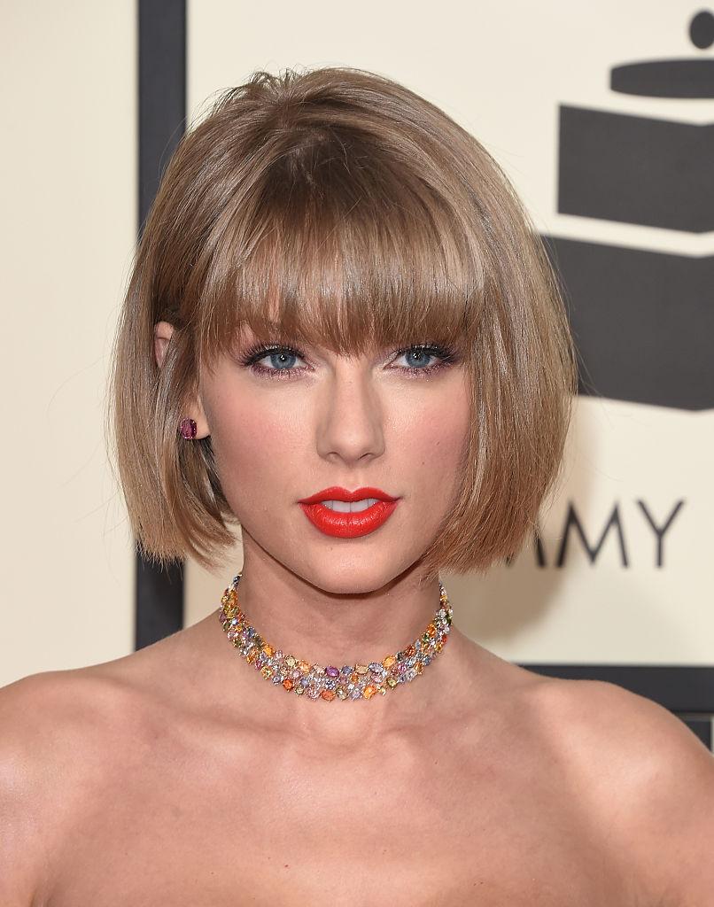 Musician Taylor Swift