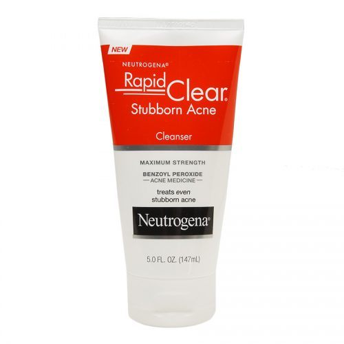 Neutrogena Rapid Clear Stubborn Acne Leave-On Mask