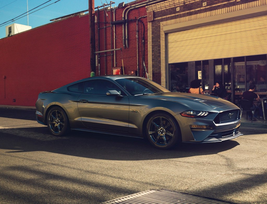 2018 Ford Mustang GT   Ford