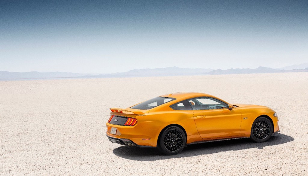 The 2018 Ford Mustang GT