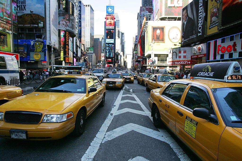 New York City traffic