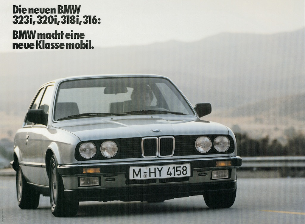 the bmw e30 3 series the ultimate car for the everyman. Black Bedroom Furniture Sets. Home Design Ideas