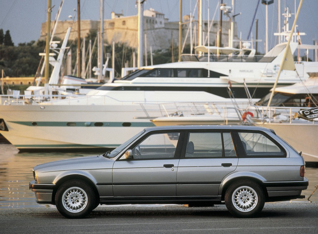 1987 BMW 3 Series Touring