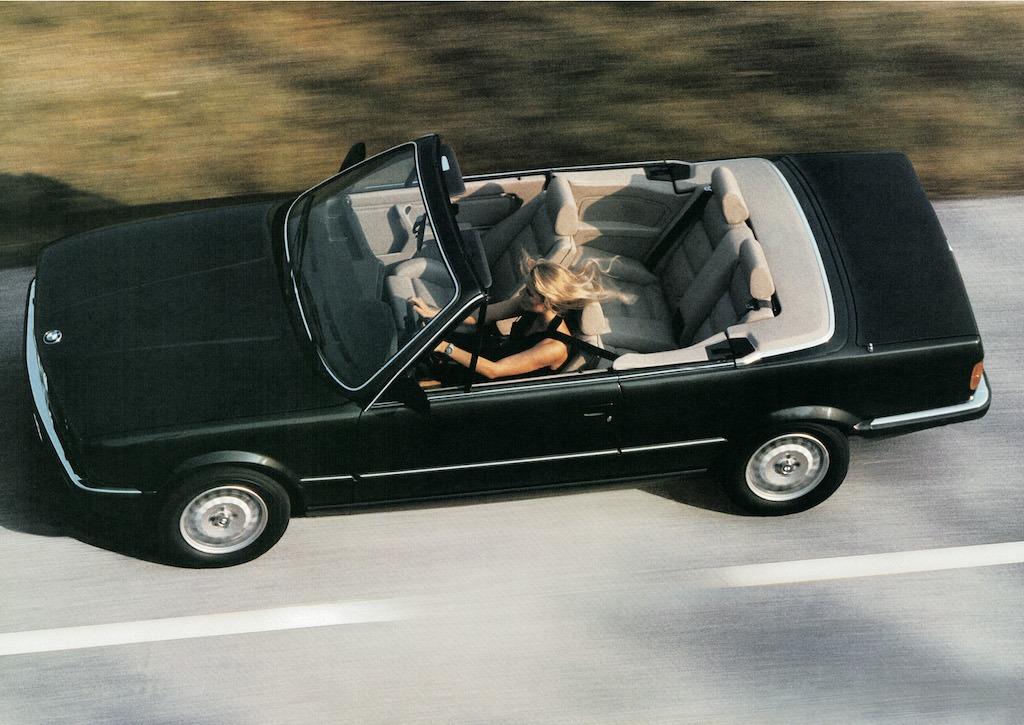 1985 BMW 325i Cabrio