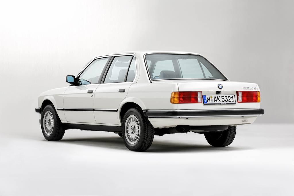 1985 BMW 3 Series
