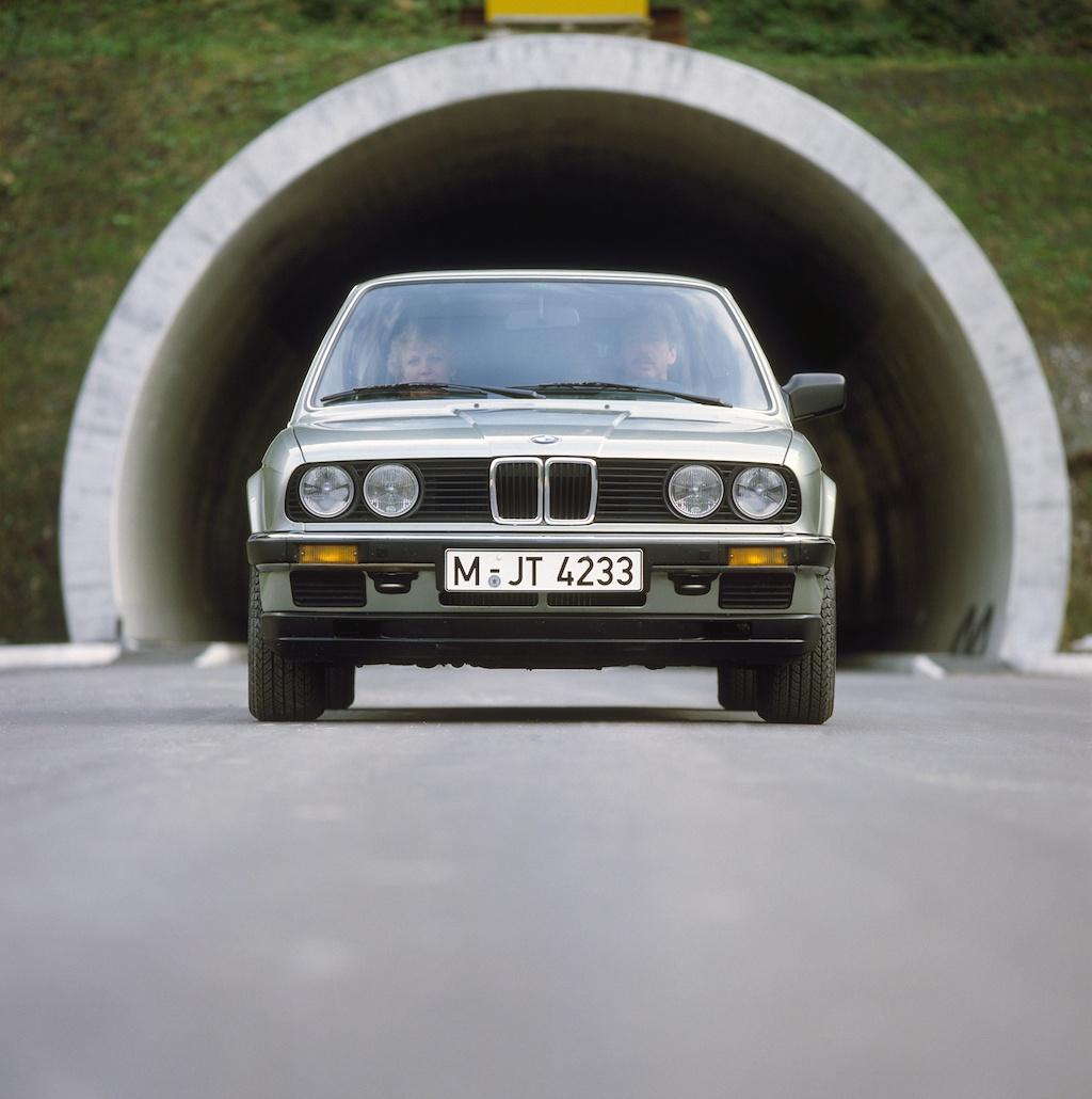 1982 BMW 3 Series