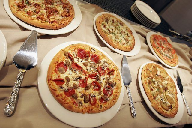 California Pizza Kitchen grand opening preview party