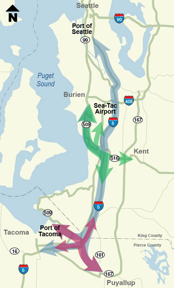 The Puget Sound Gateway project