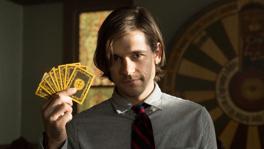 Jason Ralph as Quentin Coldwater