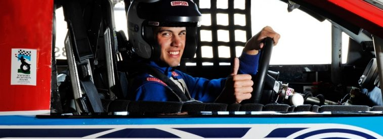 Promotional photo for race car Driving Experience