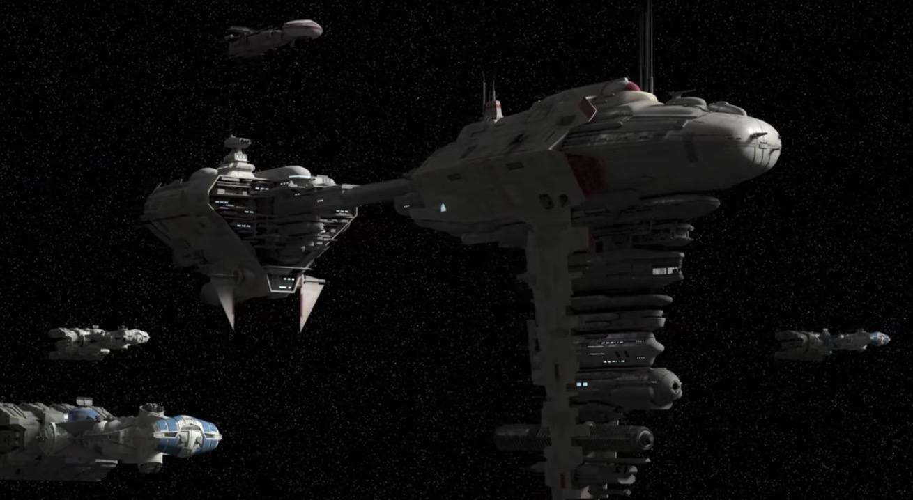 The Rebel Alliance