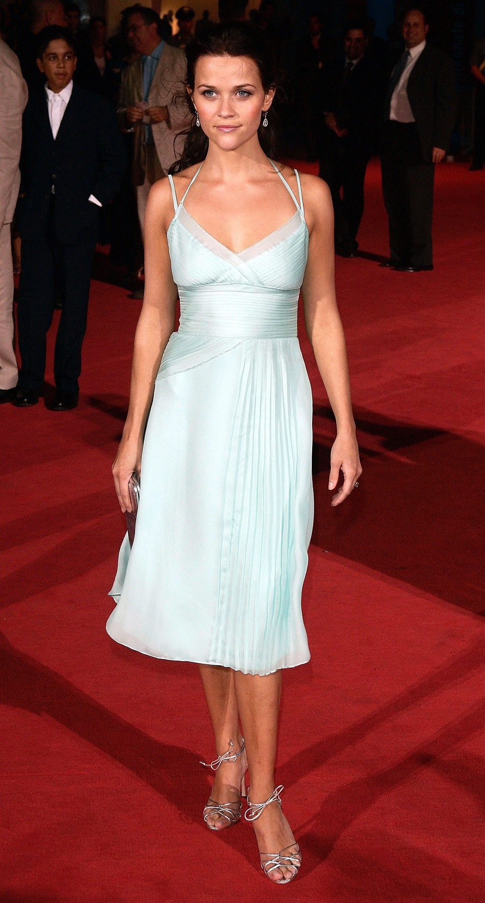 "Actress Reese Witherspoon attends the ""Vanity Fair"" Premiere at the 61st Venice Film Festival"