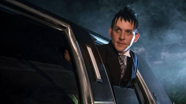 Robin Lord Taylor in Gotham