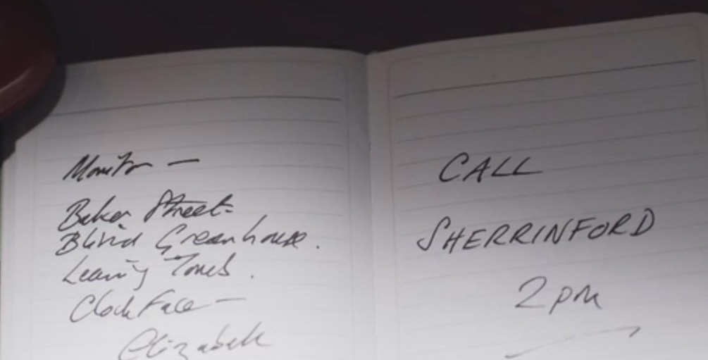 Sherrinford - Sherlock BBC