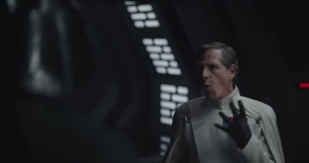 Krennic in Rogue One