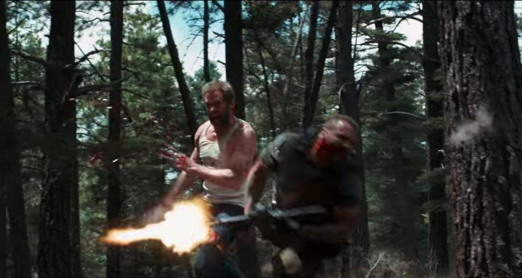 Logan second trailer