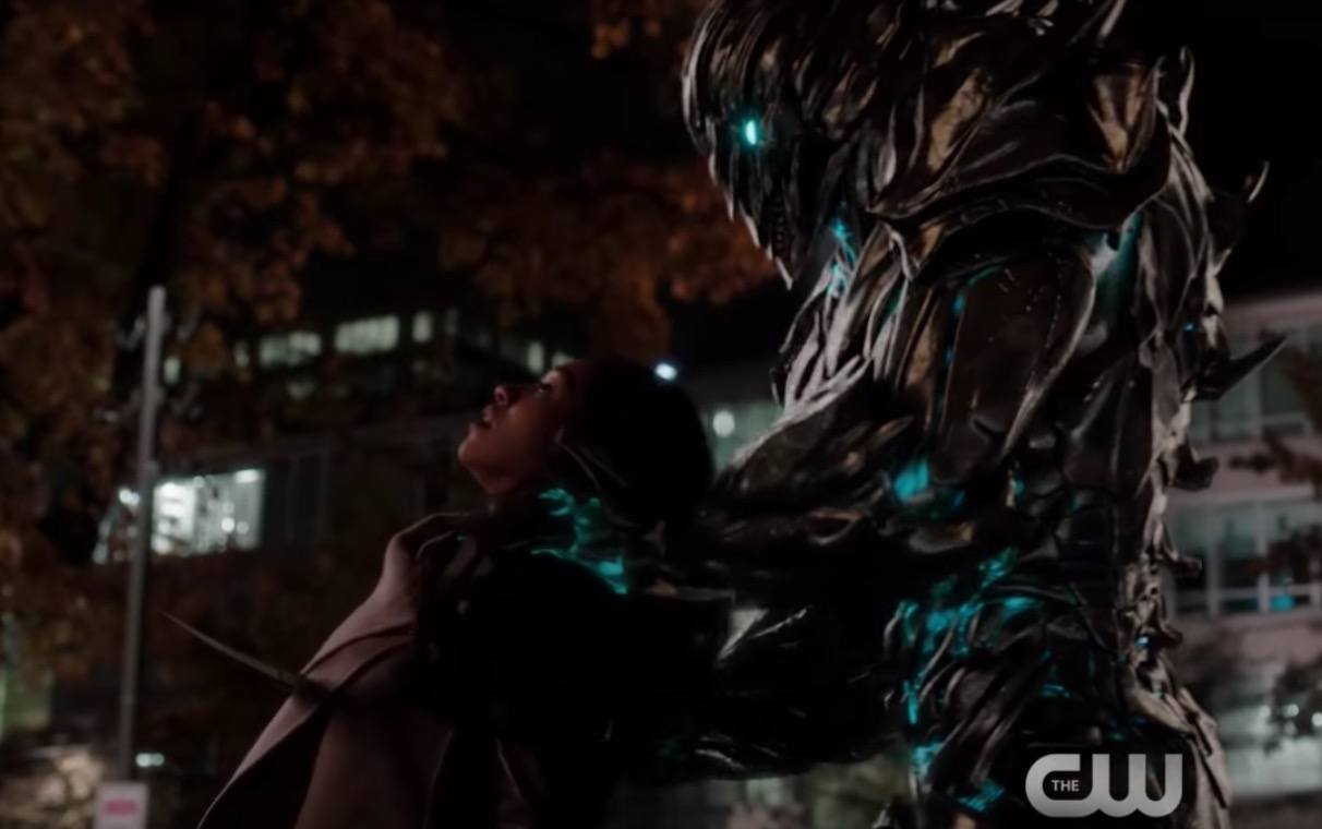 Savitar kills Iris West on The Flash